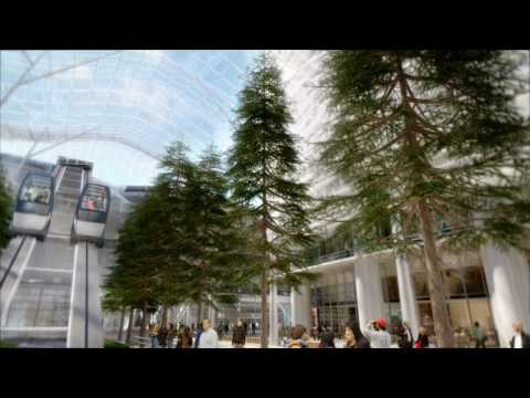 San Francisco Transbay Transit Center [VIDEO]