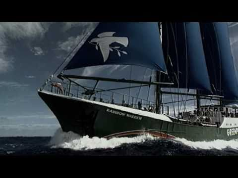 Greenpeace UK's Rainbow Warriors [VIDEO]