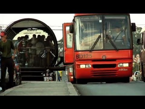 Curitiba: Sustainable Transportation & Sustainable City Leader [VIDEO]