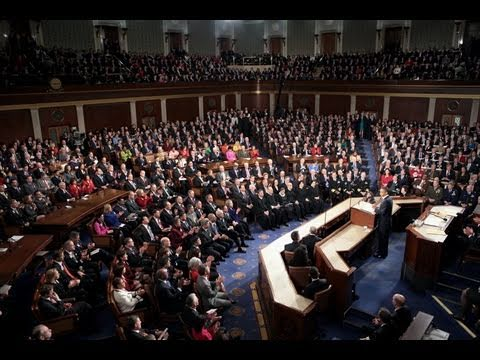 Obama State of the Union Address 2011 [VIDEO]