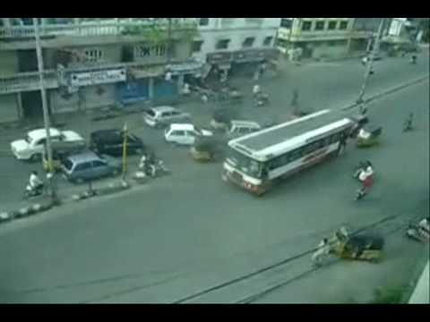 Transportation in India {CrAzY Video}