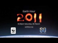 Earth Hour — Tomorrow!