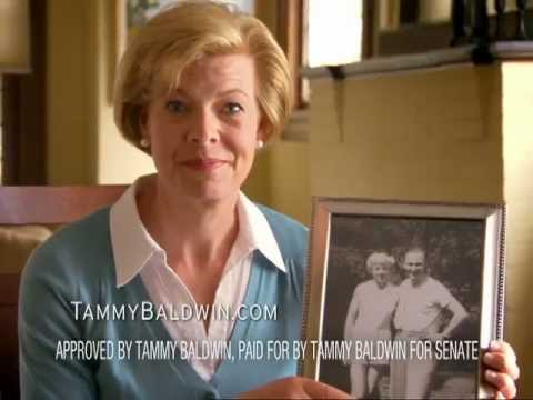 Tammy Baldwin: Vote For This True Leader