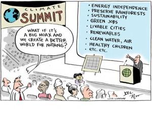 climate summit jobs