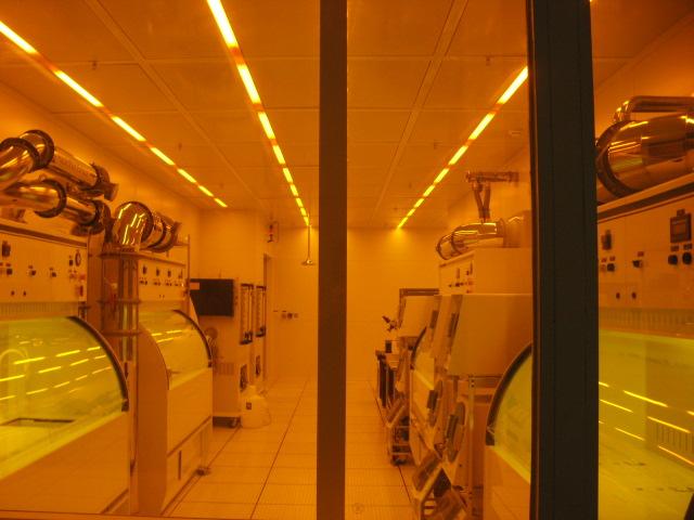A Masdar Institute lab in Masdar City. Credit: Zachary Shahan.