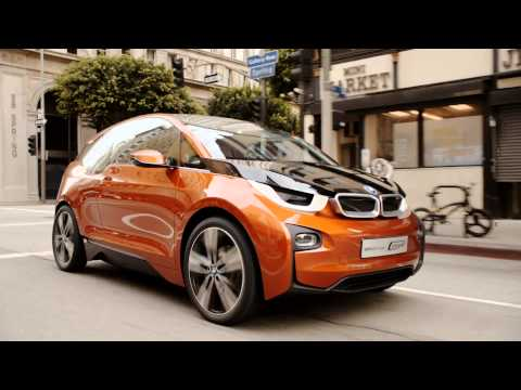 BMW i3 Electric Car Has 100,000 Reservations For Test Drives