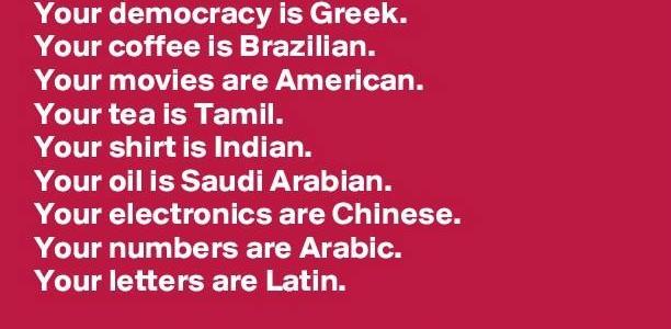Immigrants …