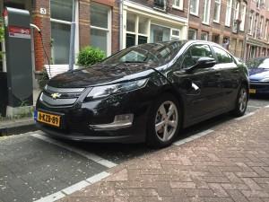 Chevy Volt Amsterdam