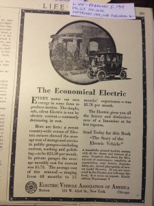 LIFE-1914-electric car ad