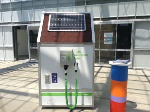 Solar EV Charging Netherlands